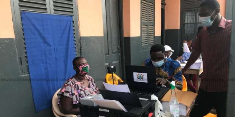 IMANI Alert: EC Back To Square One But Ghana Should Move Forward