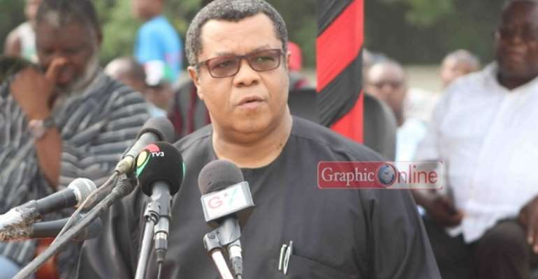 NDC Polls: Group calls on Goosie Tanoh to contest as NDC flag bearer
