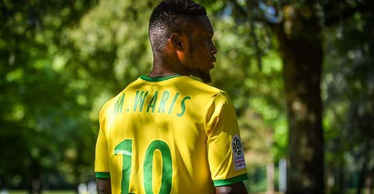 Harsh Nantes Debut For Majeed Waris As Les Canaris Suffer Heavy Defeat At Home In French Ligue 1