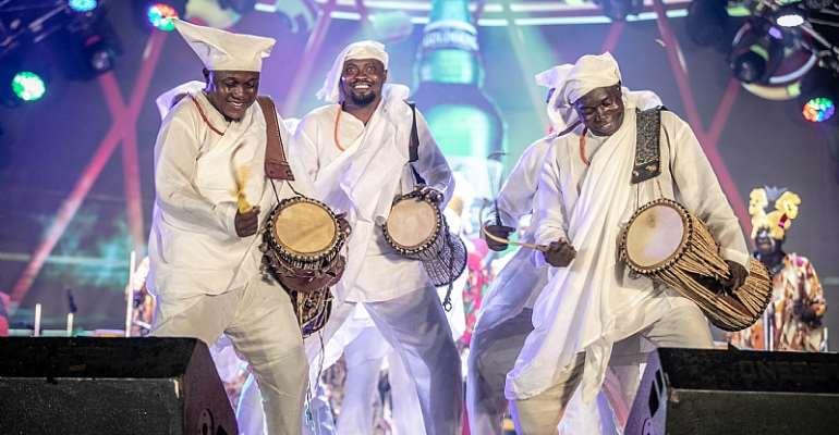 Omoluabi: King Sunny Ade, Olamide, Lead the Train as Goldberg Unveils New Look