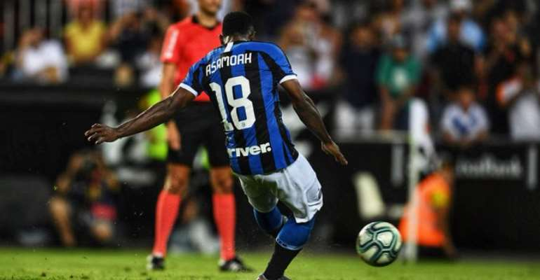 Kwadwo Asamoah Elated With First Game Of The Season