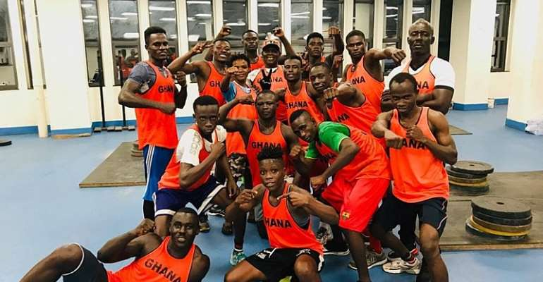Watch Out For Ghana Boxing Team At Africa Games – Coach Asare