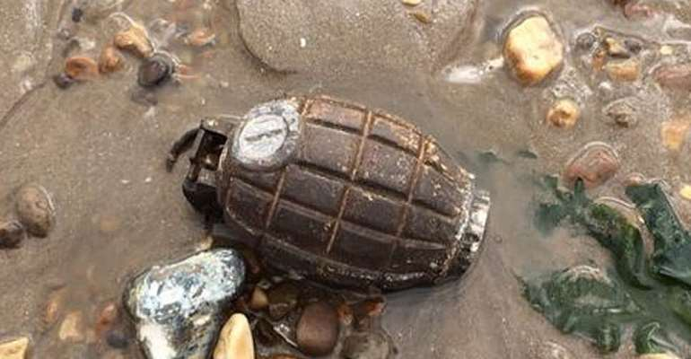 South La Residents Living In Fear After Grenade Explosion
