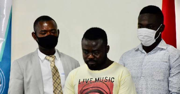 How Publication Of Sex Video Of SHS Student Led To The Arrest Of Ghana's 'Porn Site' Boss