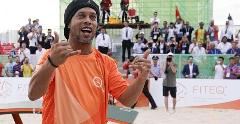 Brazil Great Ronaldinho Set For 24 August Release