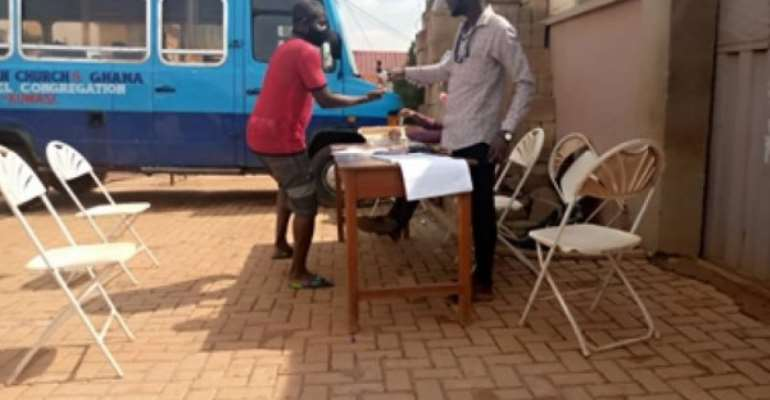 Low Patronage Hits NIA Mop-Up Registration In Hohoe