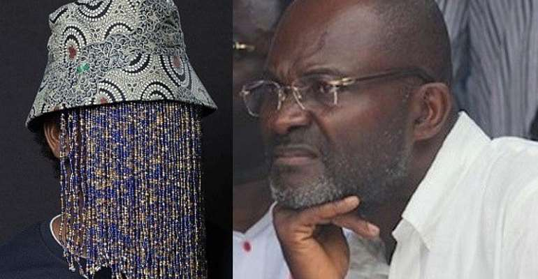 Multimedia Group Apologises To Anas For Ken Agyapong's 'Sins'