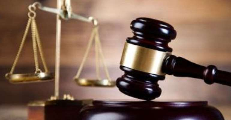 Hohoe: Court Fines Two Tenant For Storing Wastewater Behind Bath House
