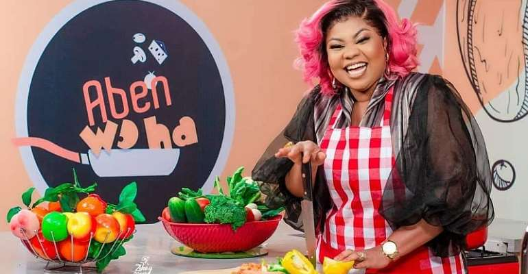 Gifty Osei To Host Cooking Show On Onua Tv