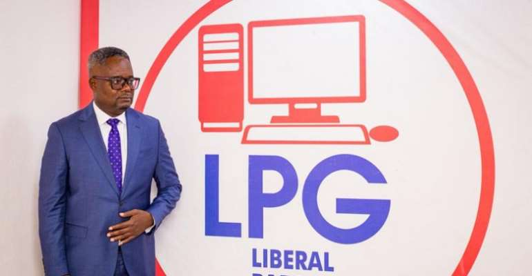 Kofi Akpaloo's LPG Promises Ghc200 Monthly Allowance For All Unemployed Adults