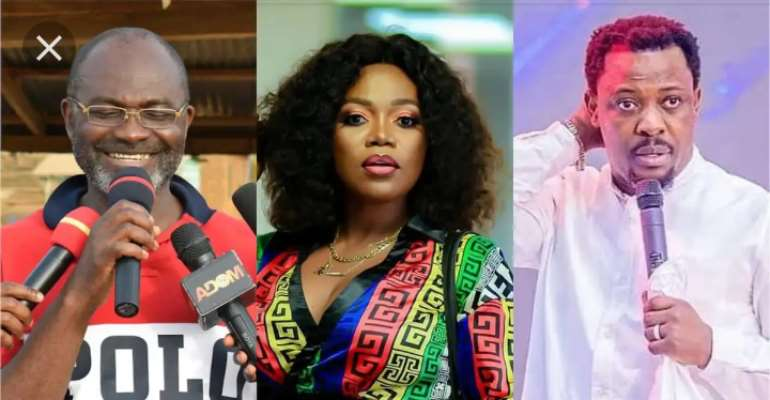 I Never Said Jane Naana Pleaded For Prophet Nigel — Mzbel Rubbishes Daily Guide Report