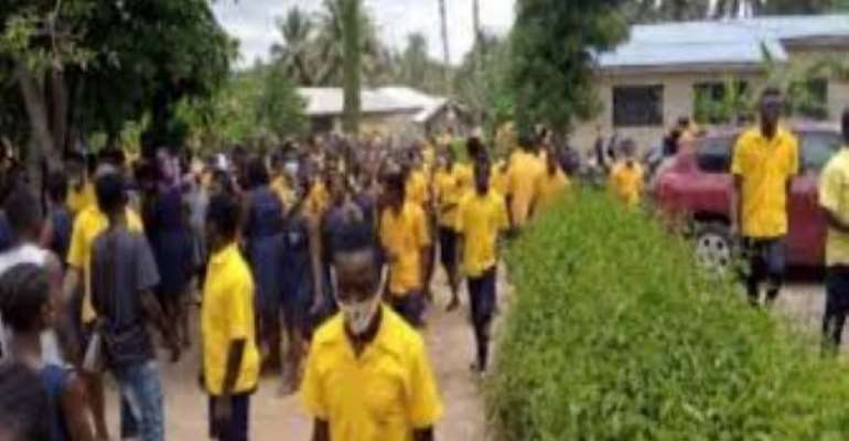 Riotous WASSCE Candidates An Indication Of Falling Standard Of Education – PPP