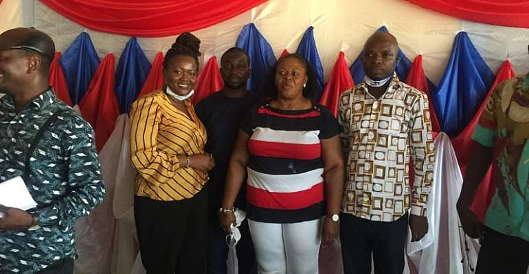 Defeated Candidates Must Support Winning Candidates—Prof. Tina Abrefa-Gyan