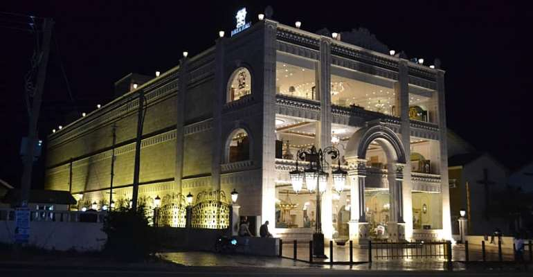 Jamila Home: A Prestigious Antique Showroom Built With Arsal Marbel Stone Now Opened