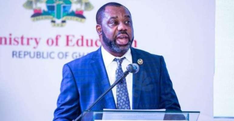We Met Huge Outstanding Bills Under Jane Naana – Education Minister