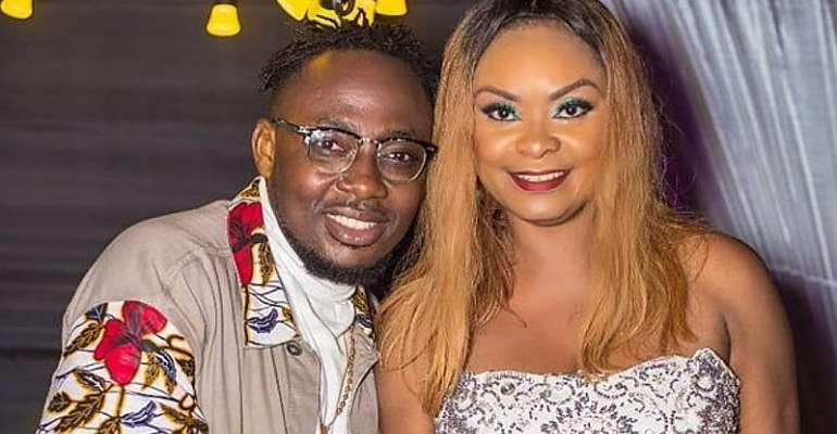 We still have a chance to make it - Beverly Afaglo's husband Praye Honeho speaks after fire outbreak
