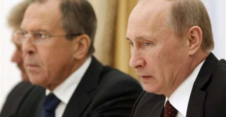 Russia Rebuilding A Bridge To Africa