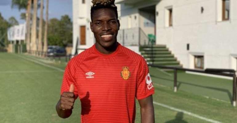 Lumor Agbenyenu Joins Spanish Side Real Mallorca