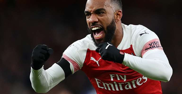 Arsenal Want To 'Save Season' By Winning FA Cup - Lacazette