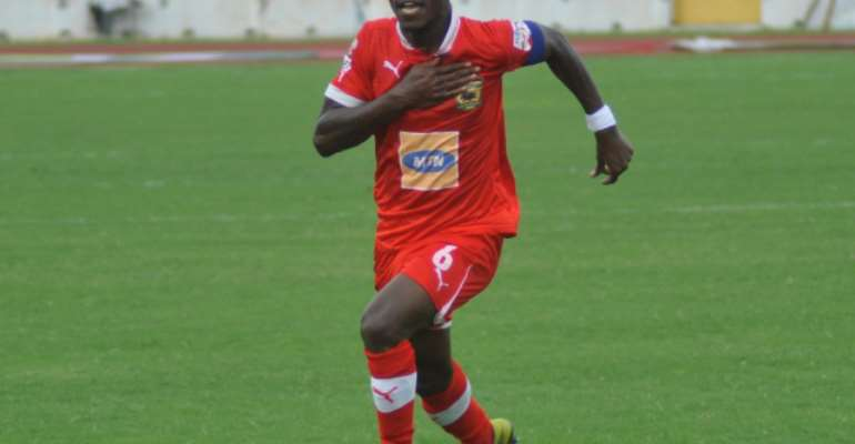 Kotoko Has Enough Quality To Play In Africa, Says Ex- Midfielder Michael Akuffo