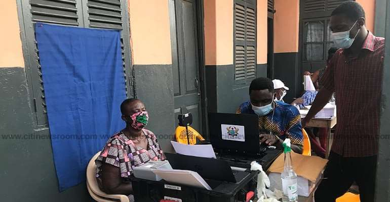 Voter Registration Exercise Resumes Today