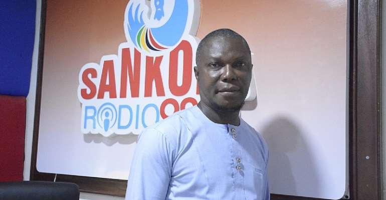Abeiku Biney joins Sankofa Radio 98.9