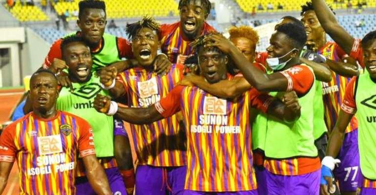 AshantiGold SC to battle Hearts of Oak for MTN FA Cup glory