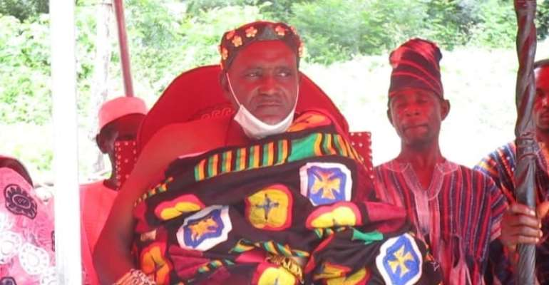 Savannah region: Banpewa chief laments electricity project abandoned for 14 years
