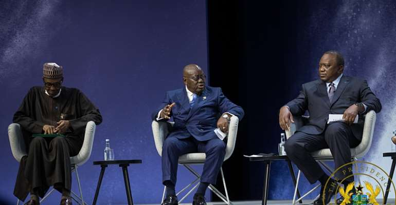 Ghana is widening access to education for all — Akufo-Addo
