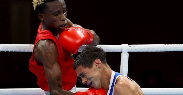 Tokyo 2020: Samuel Takyi secured a first Olympic medal for Ghana since 1992 [Video]