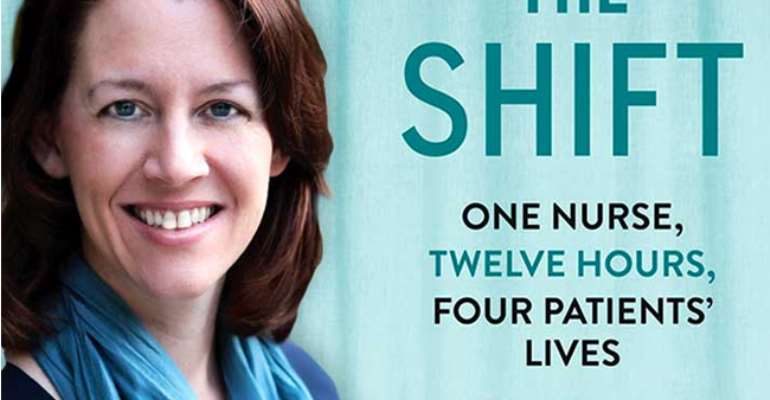 """Theresa Brown's """"The Shift,"""" A Review"""