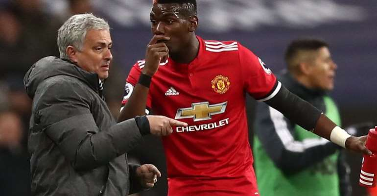 Paul Pogba Opens Up On His Mental State At Manchester United