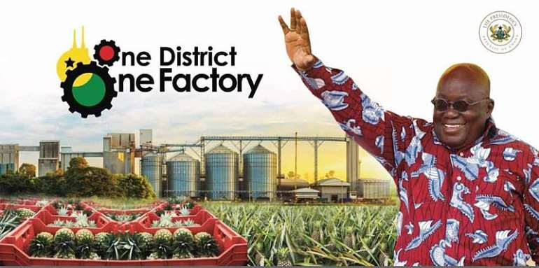 '1District-1Factory: High Cost Of Energy Threatens Successful Implementation'