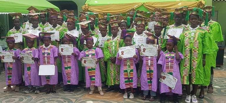 Awopedec Social School Holds 7th Graduation Ceremony
