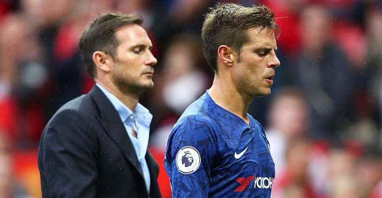Lampard Frustrated By Chelsea Thrashing