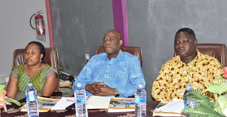 Local Government Ministry Sensitizes MDAs On Ghana Productive Safety Net Project