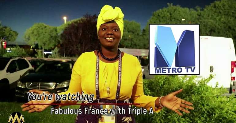 REVEALED: Why Ghana's Only Women's World Cup 2019 Series Stopped Airing On Metro TV