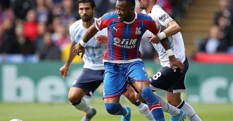 Jordan Ayew Rated Best Crystal Palace Player In Season Opener Against Everton