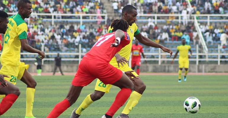 CAF Champions League: We Will Eliminate Kano Pillars - Kotoko's Justice Blay Insists