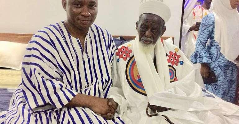 Pray For Ghana — Tarkwa-Nsuaem MP To Muslim Celebrants