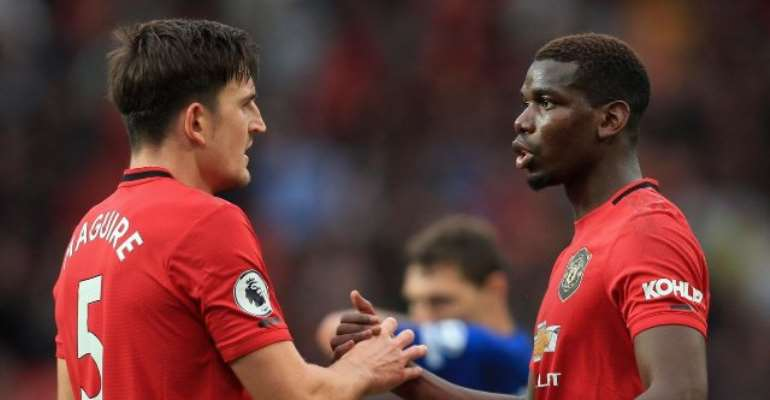Pogba: Maguire Is 'The Beast'