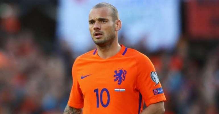 Netherlands Great Sneijder Retires From Football
