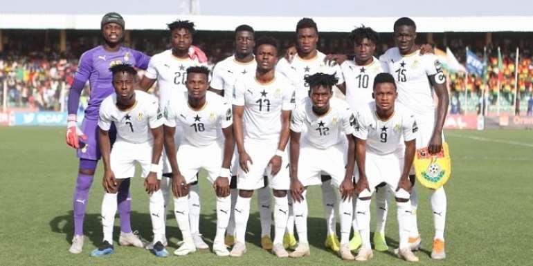 2019 Al African Games: Yaw Preko Names Final 18 Man Squad