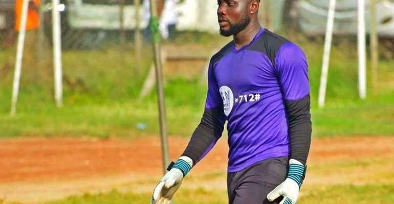 Hearts Of Oak Complete Signing Of Elmina Sharks Goalkeeper Richard Attah