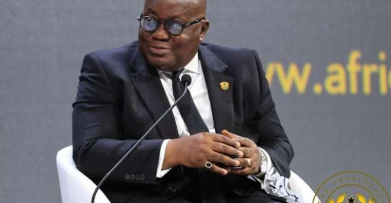 JymWrites: Nana Addo, His Naming Ceremony And The Change We Voted For