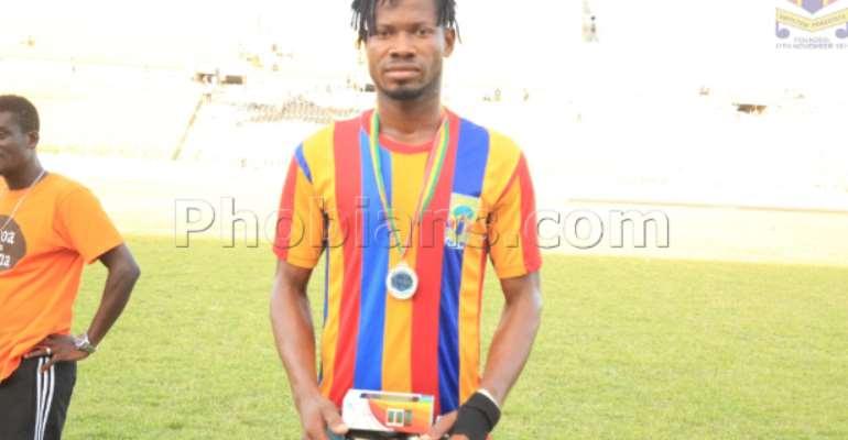 Hearts of Oak Have Lost Future Thiago Silva, Says Ex-Defender Benjamin Agyare