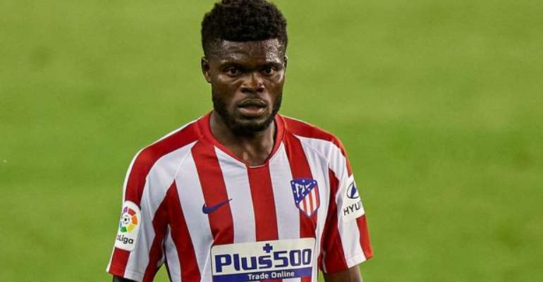 Coach C.K Akonnor Hopes Partey Stays At Atletico Madrid Amid Strong Arsenal Interest