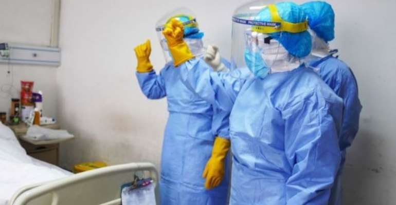 Ghana: Active COVID-19 Cases Fall To 2,134