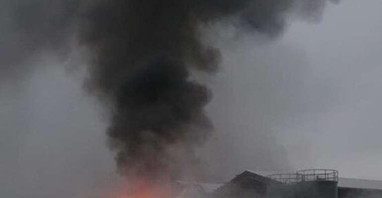 Police Confirm Grenade Blast