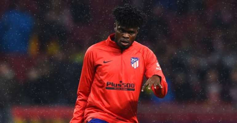 Thomas Partey Reveals How He Ended Up Playing In Spain